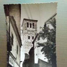 Postales: POSTAL TOLEDO IGLESIA DE SANTO TOME. Lote 171783360