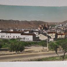 Postais: ANTIGUA FOTOGRAFIA POSTAL DE ALBACETE - ELCHE DE LA SIERRA - ED. PARIS - AÑOS 40 / 50 VISTA GENERAL. Lote 172459997