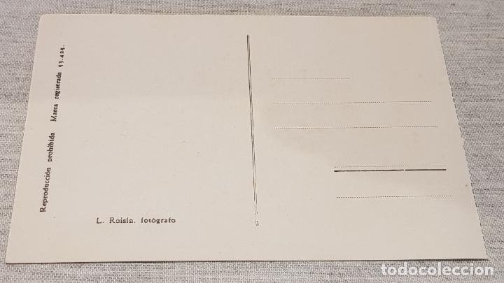 Postales: ALBACETE / 1 / PASEO DE LA REPÚBLICA / L. ROISÍN / SIN CIRCULAR. - Foto 2 - 172600443