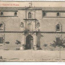 Postales: TOLEDO HOSPITAL DE AFUERA ESCRITA. Lote 172646204