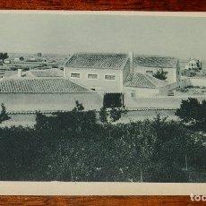 Postales: POSTAL DE DAIMIEL (CIUDAD REAL).- SANTUARIO DE LAS CRUCES NUEVO MATADERO J.F., N. 16, NO CIRCULADA.. Lote 173012618