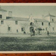 Postales: POSTAL DE DAIMIEL (CIUDAD REAL).- CASA DE LOS GUARDAS J.F., N. 14, NO CIRCULADA.. Lote 173012724
