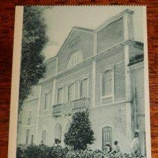 Postales: POSTAL DE DAIMIEL (CIUDAD REAL).- TEATRO AYALA J.F., N. 4, NO CIRCULADA.. Lote 173012919