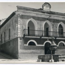 Postales: JADRAQUE GUADALAJARA, Nº 13. CASA AYUNTAMIENTO Y FUENTE BARROCA DEL SIGLO XVIII EDICIONES VISTABELLA. Lote 173182392