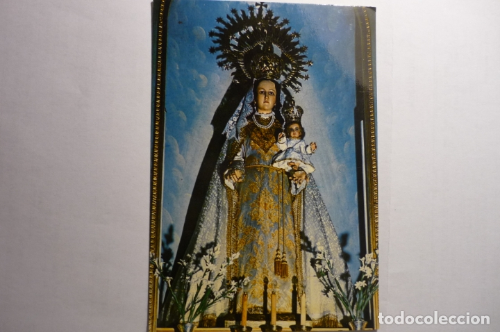 POSTAL NTRA.SRA. LORETO - SOCUELLAMOS (Postales - España - Castilla la Mancha Moderna (desde 1940))