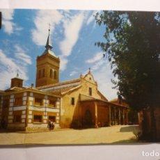 Postales: POSTAL GUADALAJARA.- IGLESIA CONCATEDRAL STA.MARIA LA MAYOR. Lote 173354948