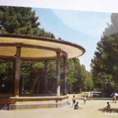 Postales: POSTAL ALBACETE -PASEO DEL PARQUE. Lote 173558359
