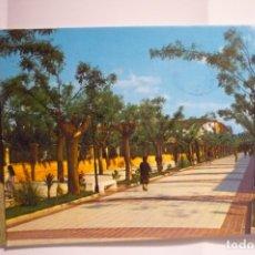 Postales: POSTAL QUINTANAR DE LA ORDEN -PASEO NACIONALES--CIRCULADA. Lote 174309310