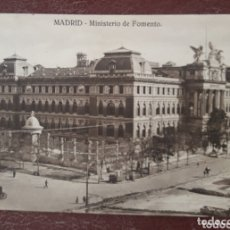 Postales: POSTAL ANTIGUA DE MADRID. Lote 174309823