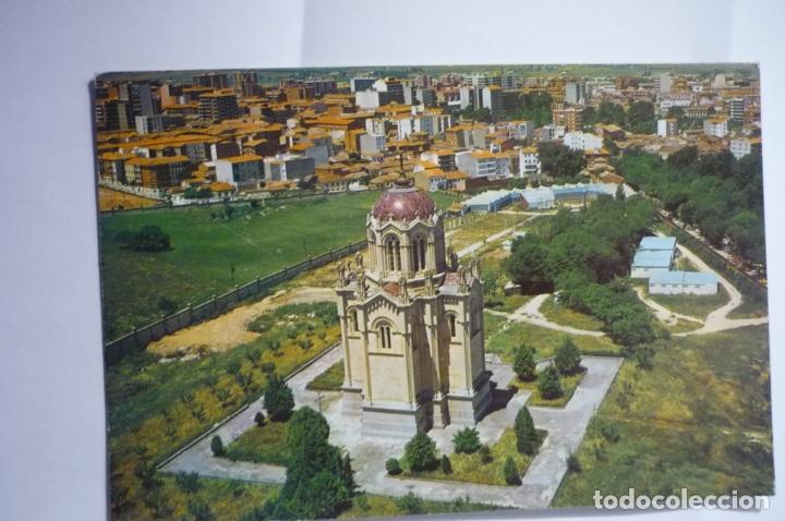 POSTAL GUADALAJARA - PANTEON CONDESA DE LA VEGA DEL POZO -CIRCULADA (Postales - España - Castilla la Mancha Moderna (desde 1940))
