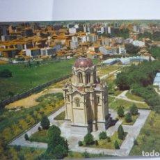 Postales: POSTAL GUADALAJARA - PANTEON CONDESA DE LA VEGA DEL POZO -CIRCULADA. Lote 174310045