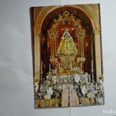 Postales: POSTAL TOLEDO -VIRGEN DEL SAGRARIO CATEDRAL. Lote 175275580