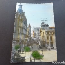 Postales: ALBACETE CALLE DEL MARQUES DE MOLINS. Lote 175532973