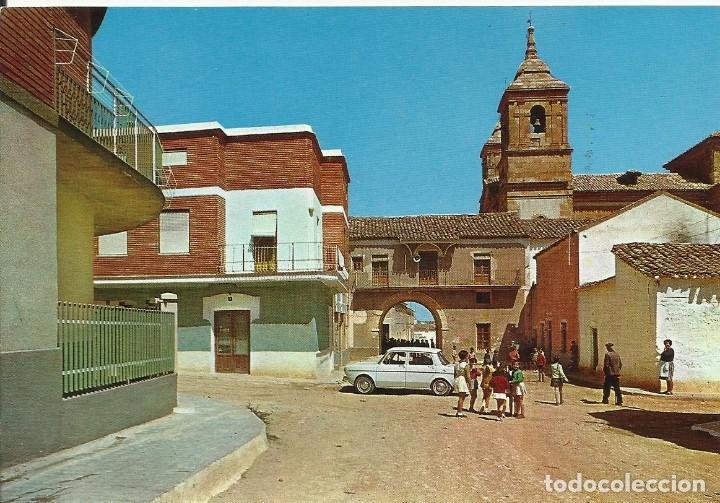 VILLAGARCÍA DEL LLANO. CUENCA. VISTA PARCIAL. 3. ÁVALOS. 10X15 CM. BUEN ESTADO. AÑOS 70. (Postales - España - Castilla la Mancha Moderna (desde 1940))