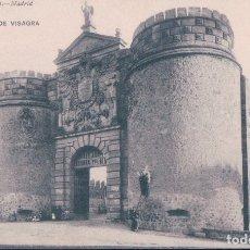 Postales: POSTAL TOLEDO - PUERTA DE VISAGRA - HAUSER Y MENET - 36. Lote 175917040