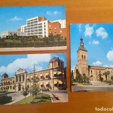 Postales: LOTE POSTALES DE CIUDAD REAL. Lote 176002305
