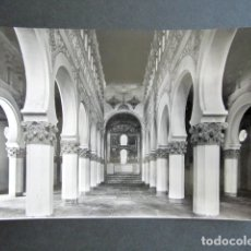Postales: POSTAL TOLEDO. SANTA MARÍA LA BLANCA. SIGLO XIII. . Lote 176096777