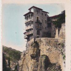 Postales: CUENCA - CASAS COLGADAS. Lote 176791837