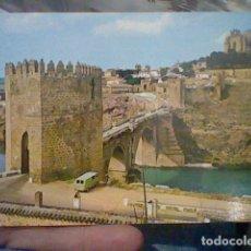 Cartes Postales: PUENTE SAN MARTIN SAN JUAN REYES TOLEDO ED JULIO DE LA CRUZ S/C S/Nº. Lote 176932692