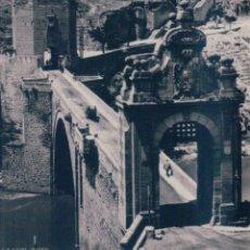 Cartes Postales: POSTAL TOLEDO - PUENTE DE ALCANTARA - ALSINA - MARGARA. Lote 177239127