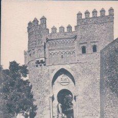 Cartes Postales: POSTAL TOLEDO - PUERTA DEL SOL - 469 C Y A - CASTAÑEIRA Y ALVAREZ. Lote 177321175