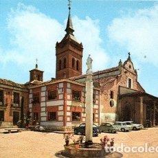 Postales: GUADALAJARA - 20 IGLESIA CONCATEDRAL SANTA MARÍA LA MAYOR. Lote 177577683