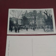 Postales: POSTAL ALBACETE Nº 1 PLAZA DEL CAUDILLO L.ROISIN .FOT SIN CIRCULAR. Lote 177590548