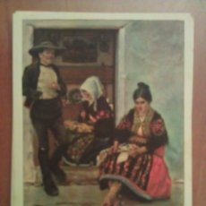 Postales: POSTAL CASTILLA LA NUEVA. Lote 177601869