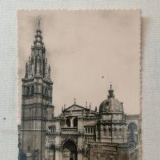 Postales: POSTAL DE LA CATEDRAL DE TOLEDO.. Lote 177842540