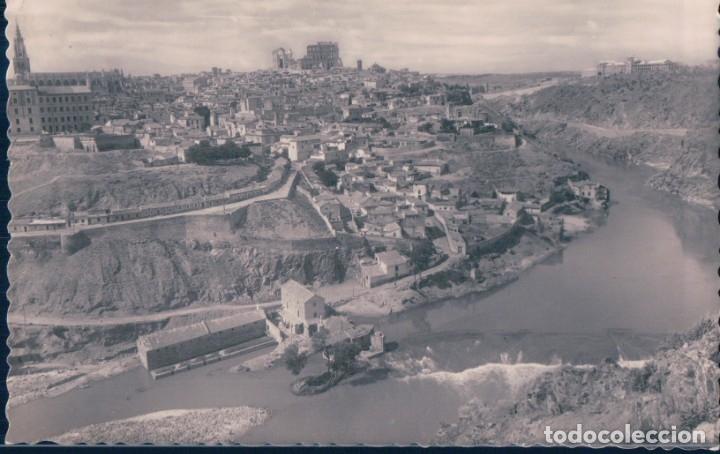 POSTAL TOLEDO - VISTA GENERAL - GARRABELLA - 68 (Postales - España - Castilla La Mancha Antigua (hasta 1939))