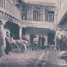 Cartes Postales: POSTAL TOLEDO - CASA DE CERVANTES - CASTAÑEIRA, ALVAREZ Y L - NUM 408. Lote 178154027