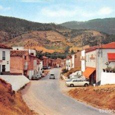 Postales: RIOPAR (ALBACETE).- CALLE VALENCIA. Lote 178185176