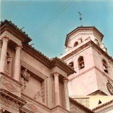 Postales: HELLIN (ALBACETE).- PARROQUIA DE NTRA SRA DE LA ASUNCIÓN. Lote 178185193