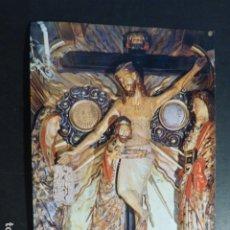 Postales: ATIENZA GUADALAJARA CRISTO LLAMADO DE ATIENZA. Lote 178379175