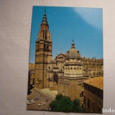 Postales: POSTAL TOLEDO .-CATEDRAL CM. Lote 178388118