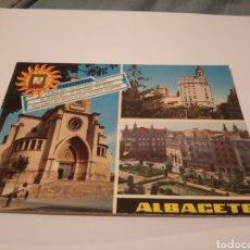 Postales: ALBACETE. Lote 178620821