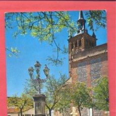 Cartoline: ILLESCAS 3 PLAZA DE LA FUENTE, SIN CIRCULAR, VER FOTOS. Lote 178627723