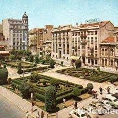 Postales: ALBACETE - 2 PLAZA DEL CAUDILLO. Lote 179181650