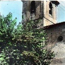 Postales: MOTILLA DEL PALANCAR - 17 TORRE DE LA IGLESIA. Lote 179183293
