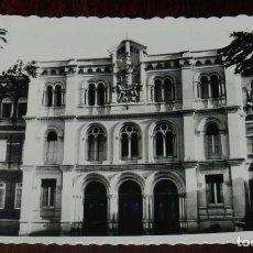 Postales: FOTO POSTAL DE GUADALAJARA, ADORATRICES - FACHADA PRINCIPAL, FOTO CAMARILLO, GUADALAJARA, NO CIRCULA. Lote 179219990