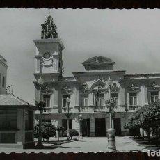 Postales: FOTO POSTAL DE GUADALAJARA Nº 22, PLAZA JOSE ANTONIO Y AYUNTAMIENTO. ED. GARCIA GARRABELLA. NO CIRCU. Lote 179220252