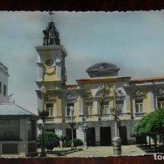Postales: FOTO POSTAL DE GUADALAJARA Nº 22, PLAZA JOSE ANTONIO Y AYUNTAMIENTO. ED. GARCIA GARRABELLA. CIRCULAD. Lote 179220292