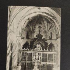 Postales: VILLENA-IGLESIA DE SANTIAGO-REVERSO SIN DIVIDIR-JUAN J.AMOROS-VER FOTOS-(63.311). Lote 180417295