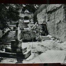 Postales: FOTO POSTAL DE CUENCA, BAJADA A LA MAGDALENA, N.43, ED. HELITIOPIA ARTISTICA ESPAÑOLA.. Lote 180923592