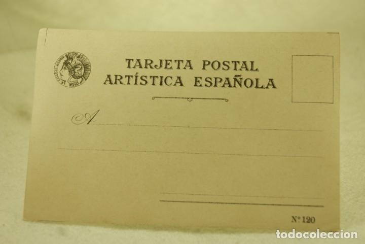 Postales: MUJERES ESPAÑOLAS SATURNINO CALLEJA GUADALAJARA Nº20 SIN DIVIDIR - Foto 2 - 181398833