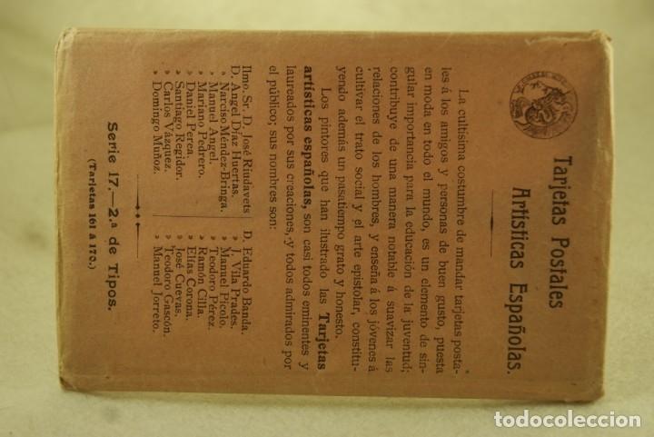 Postales: MUJERES ESPAÑOLAS SATURNINO CALLEJA GUADALAJARA Nº20 SIN DIVIDIR - Foto 3 - 181398833