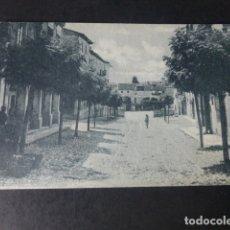 Postales: BRIHUEGA GUADALAJARA CALLE DE LA PLAZA. Lote 182302151