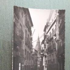 Postales: POSTAL TOLEDO CALLE DEL COMERCIO. Lote 182755073