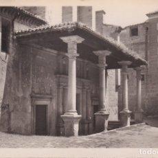 Postales: TOLEDO - SANTO DOMINGO EL REAL (NO. 9) - ED. C. C. (ZARAGOZA). Lote 182863707