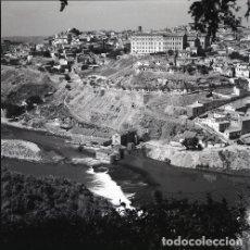 Postales: NEGATIVO ESPAÑA TOLEDO 1970 KODAK 55MM GRAN FORMATO NEGATIVE SPAIN PHOTO FOTO. Lote 183070110